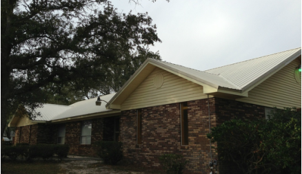 Roof Replaced – Panama City