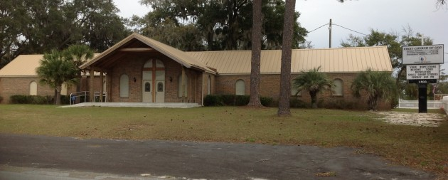 New Roof – First Church of God